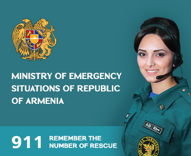 Ministry of Emergency Situations of Republic of Armenia