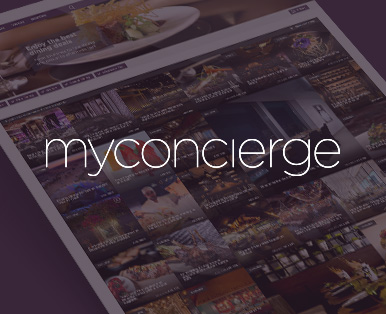 myconcierge v2.0